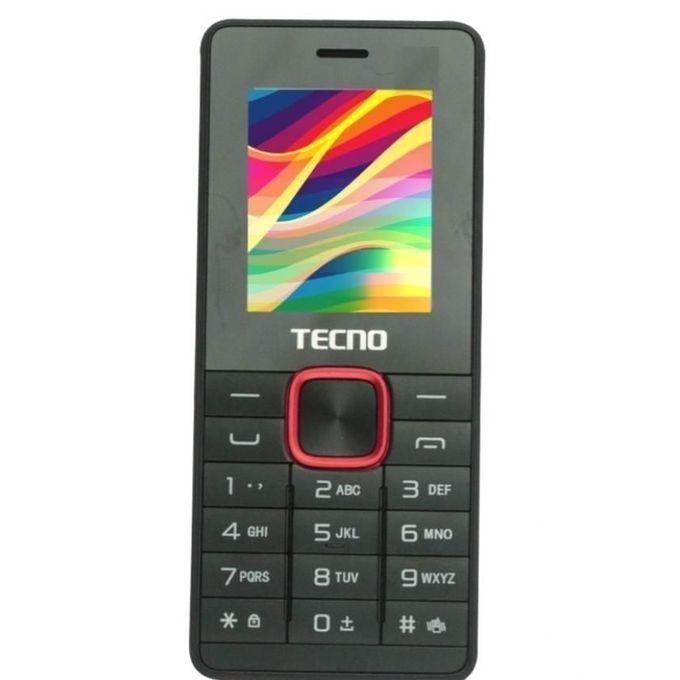 Tecno T349 - Dual Sim - 1500mAh Battery Capacity - 12 months warranty