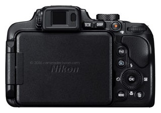 Nikon COOLPIX B500 16 Megapixel Compact Camera Built-in Wireless   DealBora  Kenya