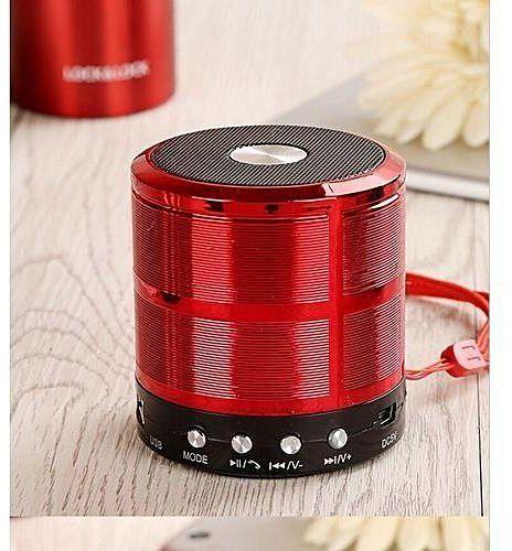 Bluetooth Speaker Ws887 Support Tf U Disk Wireless Mini Speaker Dealbora Kenya